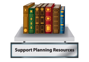 Support Planning Resources